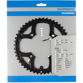 Shimano Deore FC-M530 Chain Ring 9-speed black